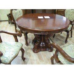Круглый раскладной обеденный стол Классик 15, Китай