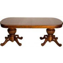 Классический стол на двух ногах София