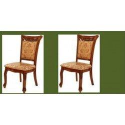 Классический стул Лондон в цвете орех