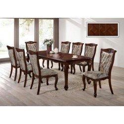 Классический прямой стол в гостиную Видень