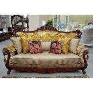 Классический диван Гермес в стиле барокко, Белини мебель