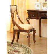 Классический стул в цвет орех в столовую Элизабет, Карпентер 201, Испания