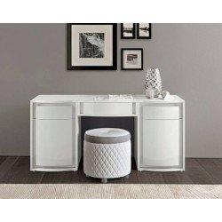Белый туалетный стол Дама Бьянко, Кемелгруп