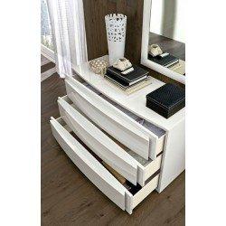 Комод в мебельный гарнитур Дама Бьянко, Италия