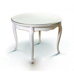 Круглый раскладной стол на четырех ногах Анна, Румыния
