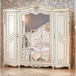 Шкаф для одежды на 5 дверей Джоконда