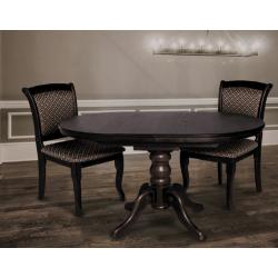 Круглый стол 110 Калипсо из массива ясеня