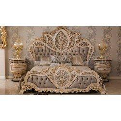 Элитная резная кровать София - 2