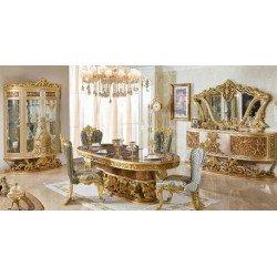 Элитная золотая коллекция Роял для гостиной