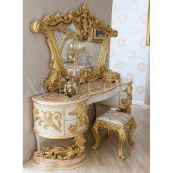 Элитный туалетный столик из дерева София