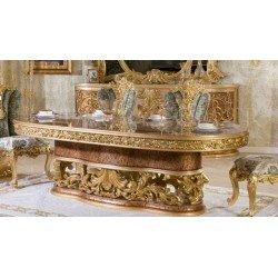 Обеденный элитный обеденный стол Роял