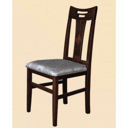 Деревянный стул с твердой спинкой Ольга -Т