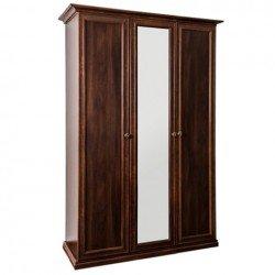 Техдверный шкаф для одежды в спальню Артемида