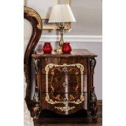 Прикроватная тумбочка в стиле барокко Версаль