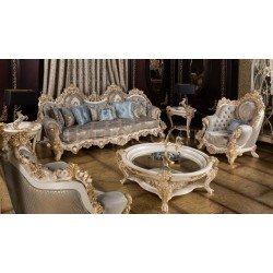 Классическая мягкая мебель Перета в стиле барокко
