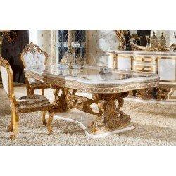 Обеденный стол Битосси в стиле барокко
