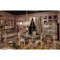 Дорогая изысканая мебель для гостиной Диамант ( DIAMOND)