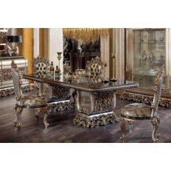 Большой элитный обеденный стол Диамант