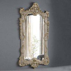Большое резное зеркало Ривер
