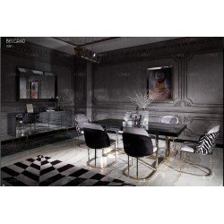 Мебель для гостиной Белград Смок (BELGRAD SMOKED)
