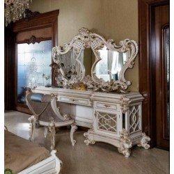Большой туалетный столик Пера в стиле барокко