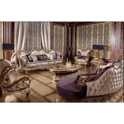 Дорогой диван с креслами в гостиную Пеарл ( PEARL)