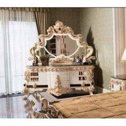 Большой туалетный столик с зеркалом в спальню Стар