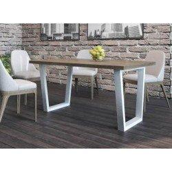 Обеденный стол Бинго на металической основе