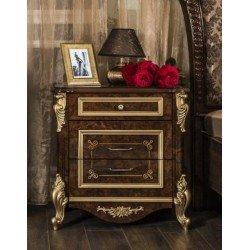 Прикроватная тумба в стиле барокко в спальню Империал