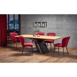 Обеденный стол в стиле лофт FERGUSON ( Фергюсон)