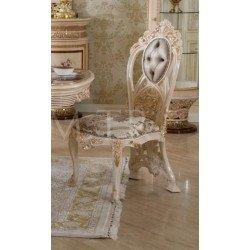 Обеденный резной стул София