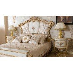 Королевская кровать в стиле барокко Роелла