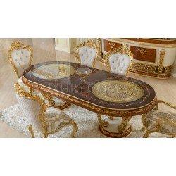 Обеденный не раскладной стол Роелла