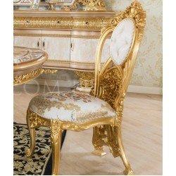 Золотой стул в гостиную София