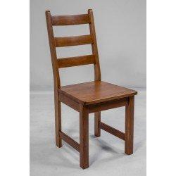 Обеденный деревянный стул Сократ