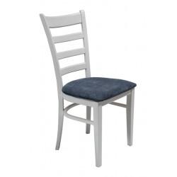 Классический белый стул из массива ясеня Соренто