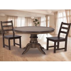 Круглый деревянный стол Креон, ясень