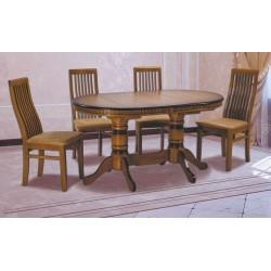 Деревянный стол из ясеня Крит