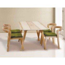 Стильный обеденный стол Лестер