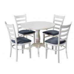 Классический круглый стол Соренто 90см