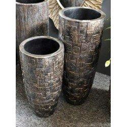 Напольная декоративная ваза ( кашпо) для цветов