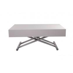 Белый матовый стол трансформер Палермо (101.2391)