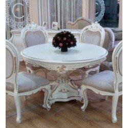 Белый круглый стол Шампань, Энигма