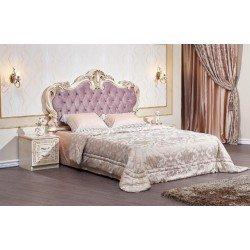 Кровать 1600 в стиле барокко Аманда, Китай