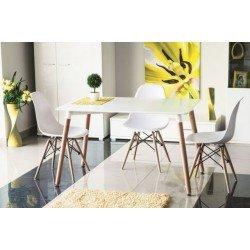 Прямоугольный обеденный стол DT- 9017, Евродом