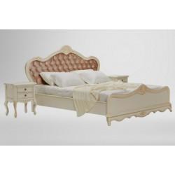 Классическая кровать 1800 Сафина, Италконцепт, Украина