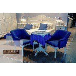 Кресло для отдыха с чайным столиком, Румыния